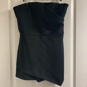 TopShop romper/skirt combo, size 12